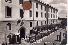 CATANZARO CASERMA DEI CARABINIERI TRIGGIANI  VIAGGIATA 1957 - Catanzaro