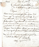 28 Messidor An 2 - Jean D'ARCON, Scieur De Long, Condamné à La PEINE DE MORT Avec Confiscation De Biens - Documents Historiques