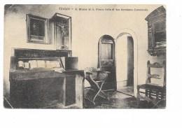 FIRENZE R.MUSEO DI S.MARCO CELLA DI FRA GEROLAMO SAVONAROLA   VIAGGIATA FP - Firenze