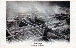 CASBAH TADLA- 206-  Incendie De La Casbah. - Sonstige