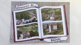 CPA Lot  Bagnac - Assier