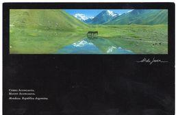 """2002 - Argentine - Carte Entier Postal - """"Cerro Aconcagua"""" (Mont Aconcagua) - Interi Postali"""