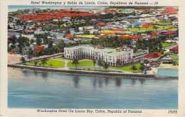 Panama - Hotel Washington Y Bahia De Limon, Colon, Republica De Panama - Panama