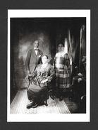 PHOTO OF ELDERS - THE BLESSING OF ELDERS 1926 - 6½ X 4¾ Po - 16½ X 12 Cm - PHOTO JAMES VAN DER ZEE - Autres