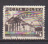PGL - POLOGNE Yv N°388 - Oblitérés