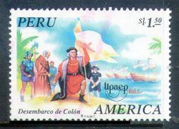 PERÚ-Mi. 1549-N-9597 - Peru