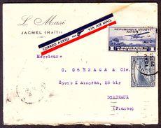 HAÏTI - Lettre De PORT-AU-PRINCE Pour BORDEAUX Du 26/10/1938 - Haïti
