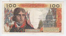 100 NF   FRS  BONAPARTE DU 10 .10. 1963.BILLET TRES RECHERCHE.TTB+. TBEG - 1959-1966 ''Nouveaux Francs''
