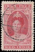 Inde Néerlandaises1923. ~ YT 144 - 25° Anniversaire De La Reine Wilhemine - Niederländisch-Indien