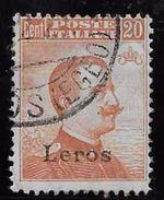 Egée Lero N°9 - Oblitéré - TB - Egeo