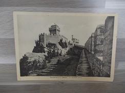 Repubblica Di S. Marino - La Seconda Torre - Saint-Marin