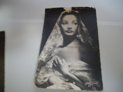 CP  Actrice Carmen SEVILLA  -Editions Du Globe  PARIS - Artistes
