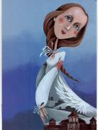 ACards From Belarus, Belle Carte Postale Adressée ANDORRA,avec Timbre à Date Arrivée - Belarus
