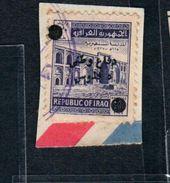USED STAMP - Irak