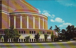 Indiana Lafayette Band Shell Of The Hall Of Music Purdue Univers