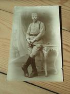Cpa-Militaire-du-15-avec-fourragère - Guerre 1914-18