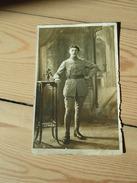 Poilu Ou Après 14/18 à Identifier 18° - Guerre 1914-18