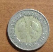 1997 - Ghana - 100 CEDIS - KM 32 - Ghana