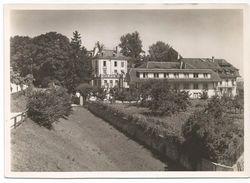 Z3018-20 Freiburg Fribourg - Foyer Saint Justin - Pension D'etudiants Universitaires / Non Viaggiata - FR Fribourg