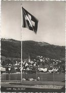 Z3024 Zuf Zoug Zugo - Am Quai - Bandiere Flags Drapeaux / Non Viaggiata - ZG Zoug