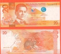Filippine Pilipinas 20 Piso 2010 - Filippine