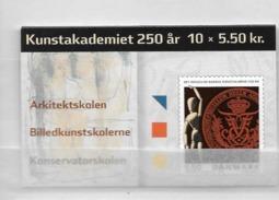 2004 MNH Danmark, Booklet S137  Postfris - Boekjes