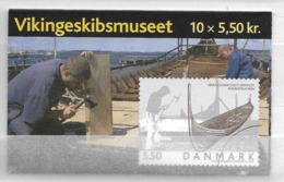 2004 MNH Danmark, Booklet S140  Postfris - Boekjes