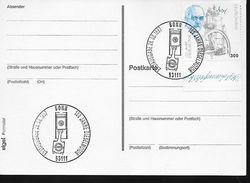 ALLEMAGNE   Carte FDC   1997  Rudolf Diesel Moteur - Célébrités