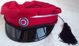 Norwegian Student Red Cap - Russelue Studenterlue (original) Russeservice - Not Used - 56 Size - Headpieces, Headdresses