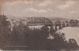 BONAR BRIDGE LOOKING TO ARDGAY - WITH ARDGAY ROSSSHIRE POSTMARK - SCOTLAND - Sutherland