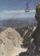 Transports - Téléphérique - Garmisch-Parthenkirchen - Bayerische Zugspitz-Schwebebahn - Cartes Postales