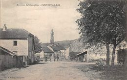 Fouvent Canton Champlitte - France