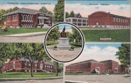 Indiana Marion Veterans Administration Hospital Gymnasium Mess H