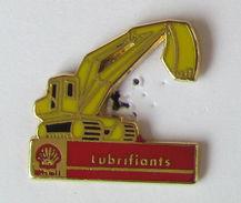 Pin's LUBRIFIANTS ELF - Merken