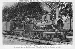 Le Creusot Locomotive - Le Creusot