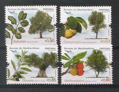 Portugal 2017,  Arvores Do Mediterraneo -  Postfrisch / MNH / (**) - Trees
