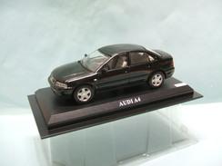 DelPrado - AUDI A4 Noir BO 1/43 - Carros
