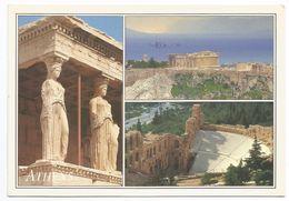Atene - AThens - 1990 Vedutine - Grecia