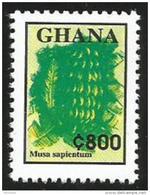 Ghana 2005 Musa Sapientum Bananas MNH - Ghana (1957-...)