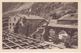 POSTAL DE ANDORRA DE LA CASA DE LA VALL  (MAGATZEMS ENCLAR) - Andorra