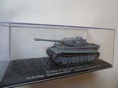 "Char D'assaut - Pz.Kpfw.VI Tiger Ausf . ( Sd . Kfz .181 )13./ Pz . Regt ."" Grossdeutschland "" Neuhammer ( Germany )1943 - Tanks"
