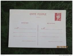 Entiers Postaux Neufs Pétain 1 F 20 Extrait Du Registre Actes De Décès - Entiers Postaux