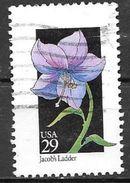 1992 29 Cents Wildflower, Jacob's Ladder, Used - Vereinigte Staaten