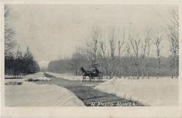 ITALIE - CPA - MONZA - R. Parco - 1900 - Monza