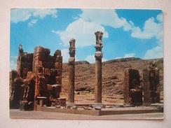 L82 Postcard Persepolis, Shiraz - Iran