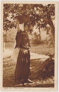 Palestine - Unter Dem Feigenbaum - Gestempelt Nazareth 24. JU 1929 - Cartes Postales