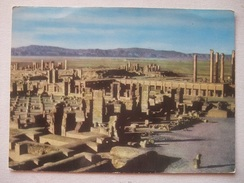 L82 Postcard Persepolis Takhte Jamshid Shiraz - Iran