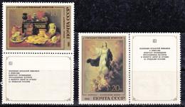 Russie 1985 N° Y&T :  5187 Et 5188 ** - 1923-1991 USSR