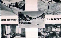 74 LE LAVANCHER Hotel Beausoleil A 5 Km De Chamonix - Autres Communes