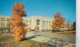Indiana Bloomington School Of Education & University School Building Indiana University - Bloomington